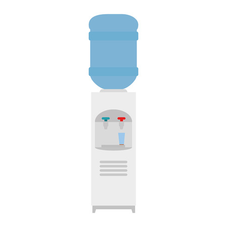 office water dispenser icon vector illustration design