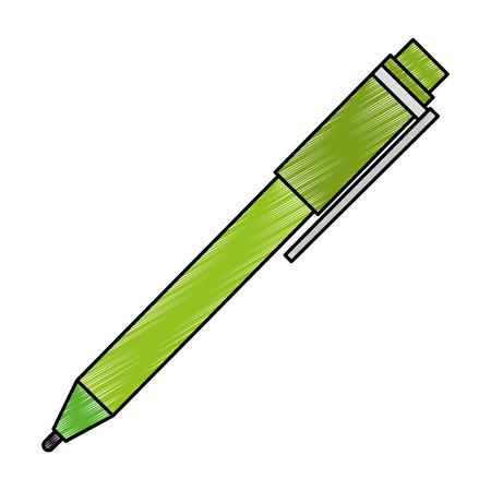 pen write isolated icon vector illustration design Ilustração