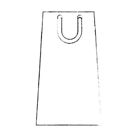 shopping paper bag icon vector illustration design Stock Vector - 114912756