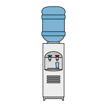 office water dispenser icon vector illustration design Illustration