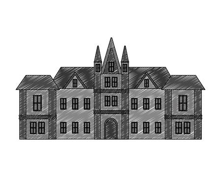 london clock station landmark vector illustration design Reklamní fotografie - 112380595