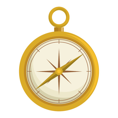 compass guide isolated icon vector illustration design Banque d'images - 112332657