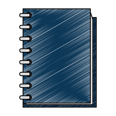 notebook school education icon vector illustration design Illustration