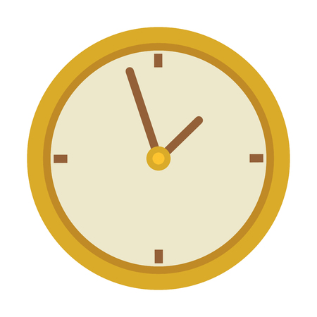 time clock watch ivon vector illustration design 일러스트