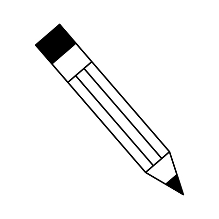 pencil write isolated icon vector illustration design Ilustração