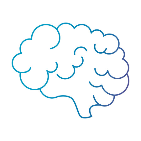 brain storm isolated icon vector illustration design Stok Fotoğraf - 111861301