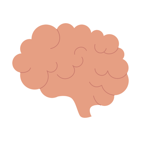 brain storm isolated icon vector illustration design Stok Fotoğraf - 111819999