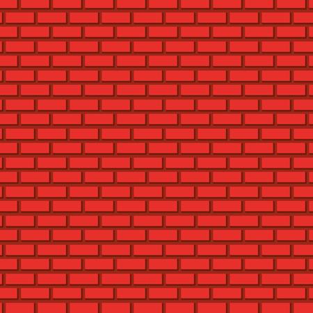 brick wall icon pattern vector illustration design