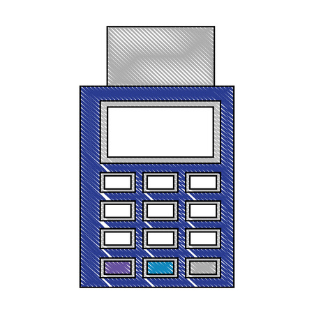 voucher machine isolated icon vector illustration design 일러스트