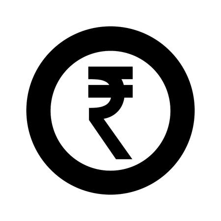 crypto money isometric icon vector illustration design Ilustração