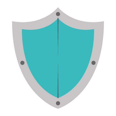 shield guard security icon vector illustration design Illustration