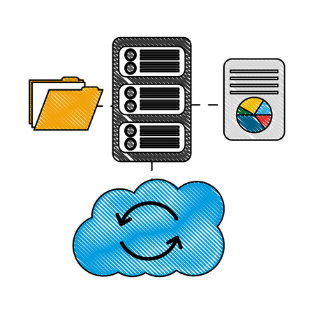 database server cloud computing file information connection