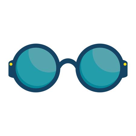 eye glasses isolated icon vector illustration design Foto de archivo - 110176818