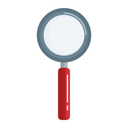 search magnifying glass icon vector illustration design Stok Fotoğraf - 108240889