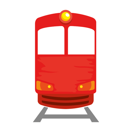 train transport isolated icon vector illustration design Stock Vector - 109990744