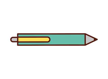 graphic design pen ink write tool vector illustration