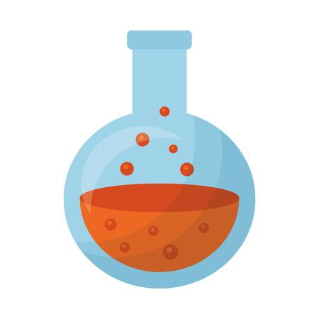 halloween poison isolated icon vector illustration design Illusztráció
