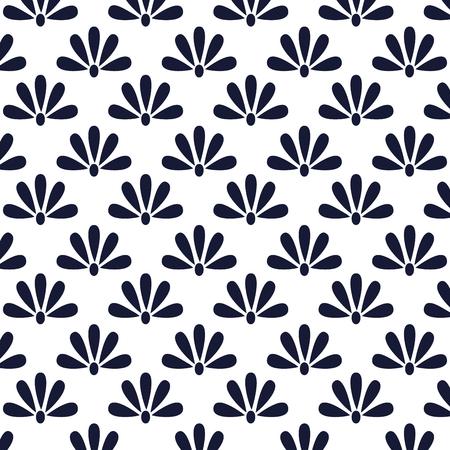 floral frame victorian style pattern vector illustration design Standard-Bild - 109593727