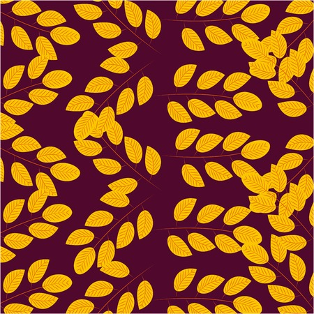 color wheats grain background decoration vector illustration