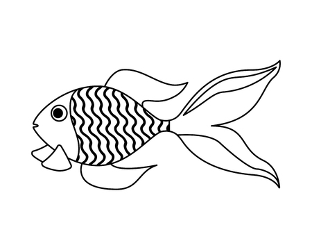 562 fish gill cliparts stock vector and royalty free fish gill World's Largest Catfish goldfish domestic on white background vector illustration