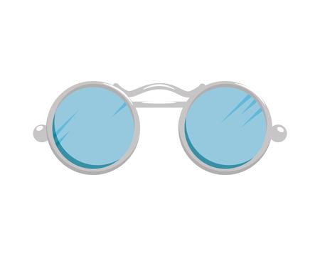 eye glasses accessory icon vector illustration design 矢量图像