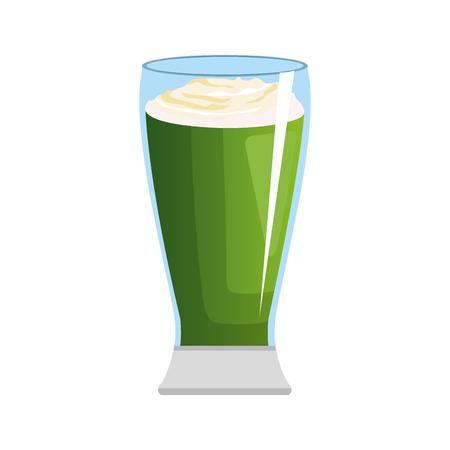beer jar isolated icon vector illustration design Çizim