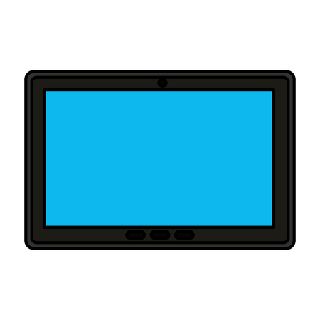 tablet device isolated icon vector illustration design Ilustração