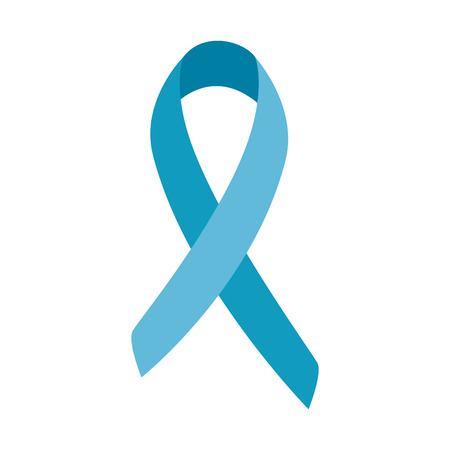 ribbon campaign isolated icon vector illustration design Reklamní fotografie - 124667652