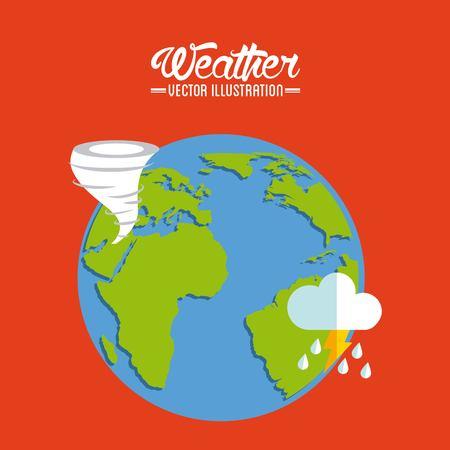 weather concept design Banco de Imagens - 119118045