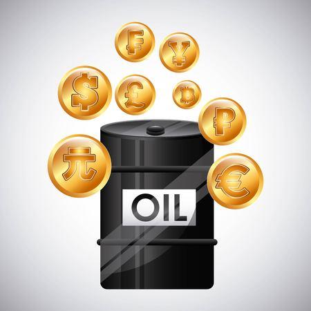 progettazione dei prezzi del petrolio