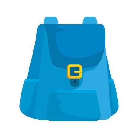travel bag tourism icon vector illustration design Stock Illustratie