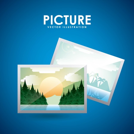 media player design, vector illustration eps10 graphic Vettoriali