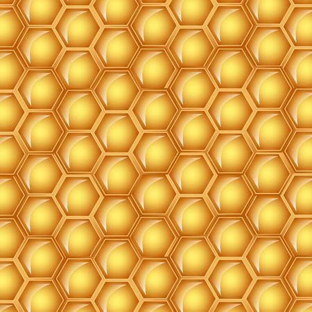 honey  background design Standard-Bild - 119144547