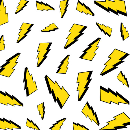 power ray energy pattern background vector illustration design