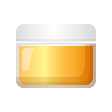 cosmetic skin care container vector illustration design 版權商用圖片 - 124268529