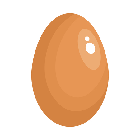 egg food isolated icon vector illustration design
