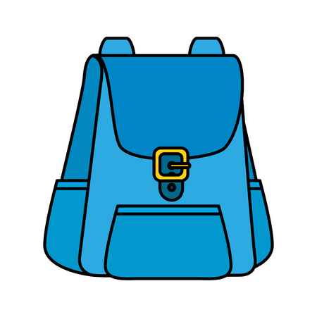 travel bag tourism icon vector illustration design  イラスト・ベクター素材