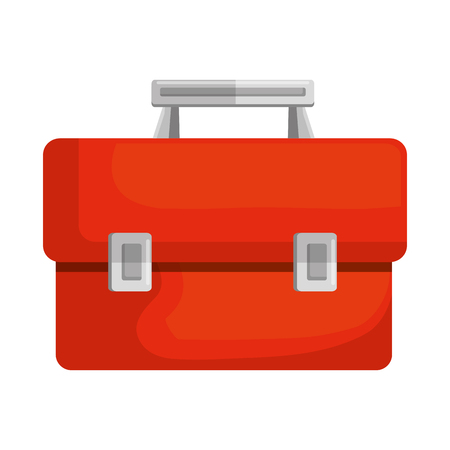 tools box handle icon vector illustration design Banco de Imagens - 124128221