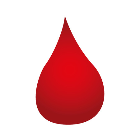 blood drop isolated icon vector illustration design Illustration