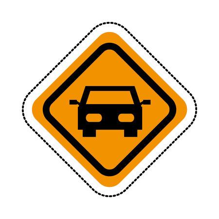 car auto vehicle isolated icon vector illustration design