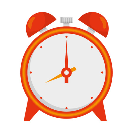 alarm clock isolated icon vector illustration design Фото со стока - 123547896