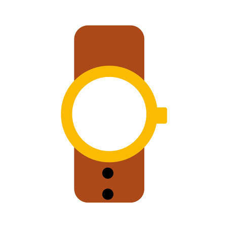 masculine hand watch icon vector illustration design Stock Vector - 123430060