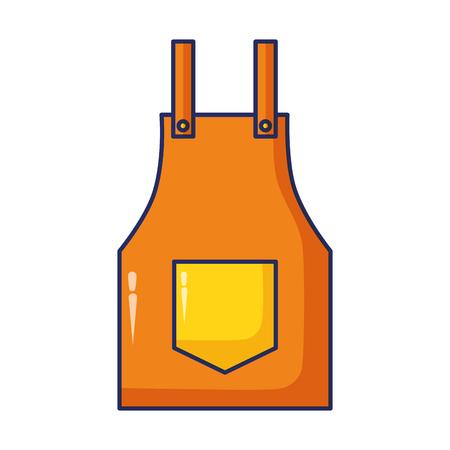 Outil de construction de tablier image de conception d'illustration vectorielle