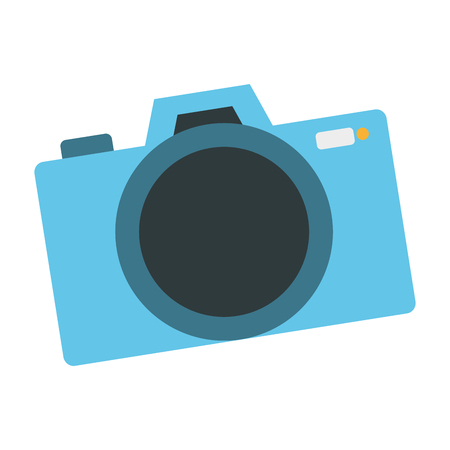 photographic camera isolated icon vector illustration desing Stock Vector - 121288827