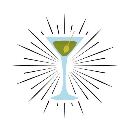 cup drink party isolated icon vector illustration design Archivio Fotografico - 123093283