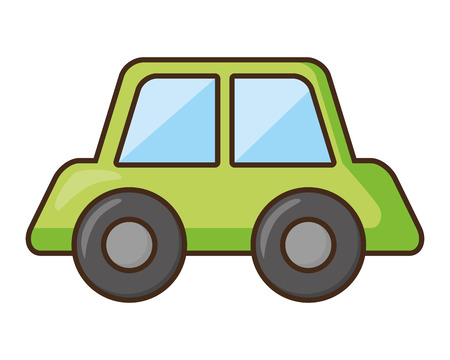 car vehicle transport icon vector illustration design