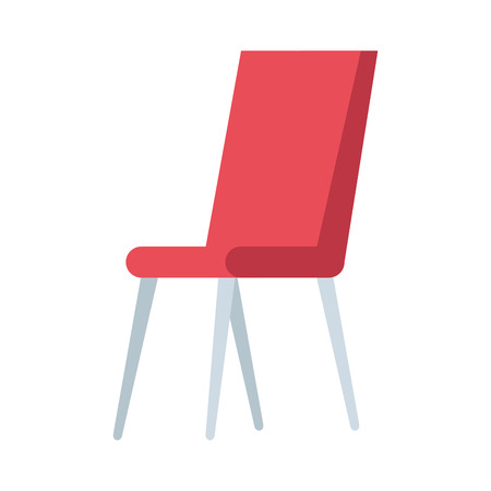 chair classic isolated icon vector illustration design Illusztráció