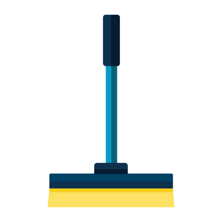 squeegee spring cleaning tools vector illustration design 일러스트