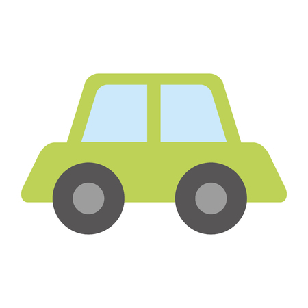 car vehicle transport icon vector illustration design