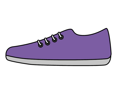 sport shoe isolated icon vector illustration design 일러스트